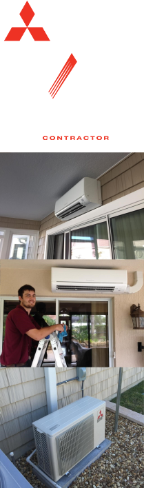 Mr Slim Ductless Air Conditioning