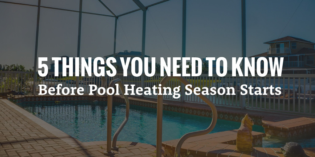 pool heater pool heating clermont
