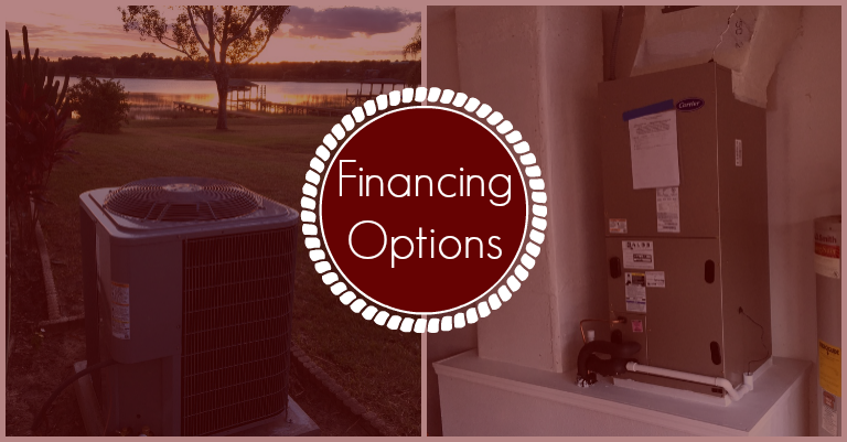 Air Conditioning Financing Options for Absentee Owners