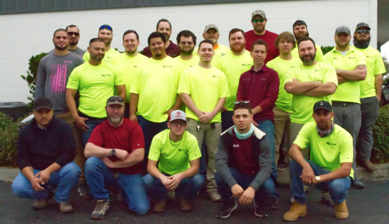 Kalos electrical team at Clermont, Leesburg, Winter Garden, Windermere and The Villages