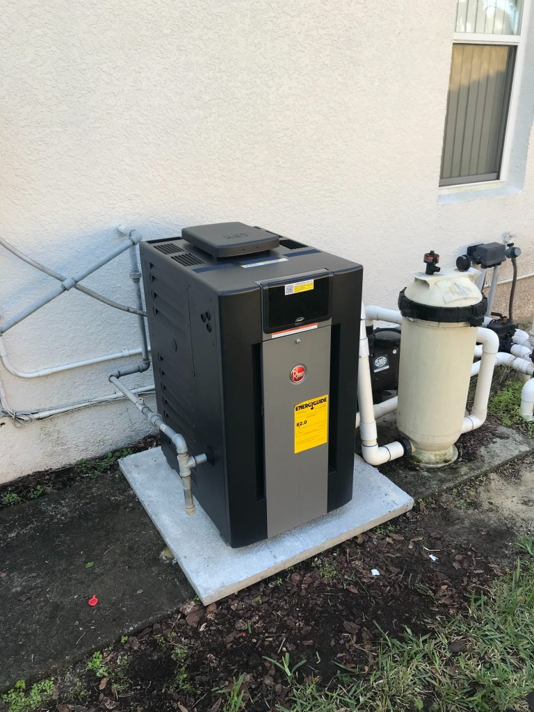 Property Management: Pool Heaters