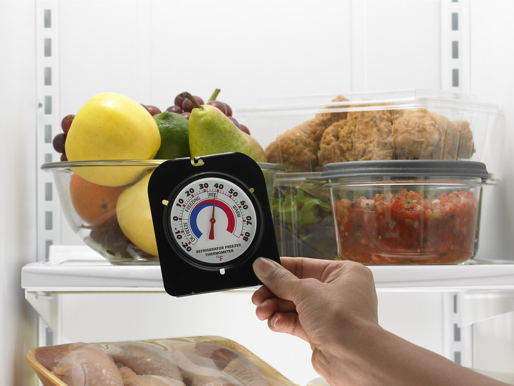 Refrigerating Food for Flavor and Safety